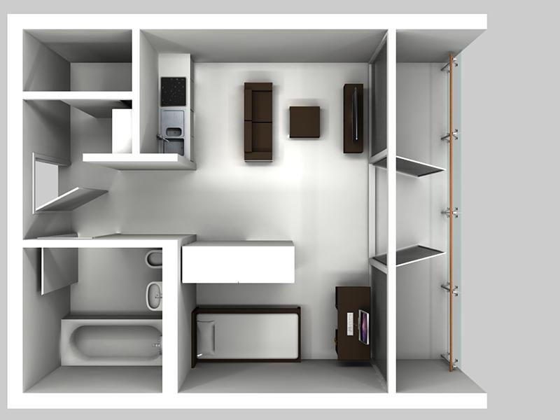 1 5 zimmer wohnung 38 qm uwe urlaub immobilien entwicklung. Black Bedroom Furniture Sets. Home Design Ideas